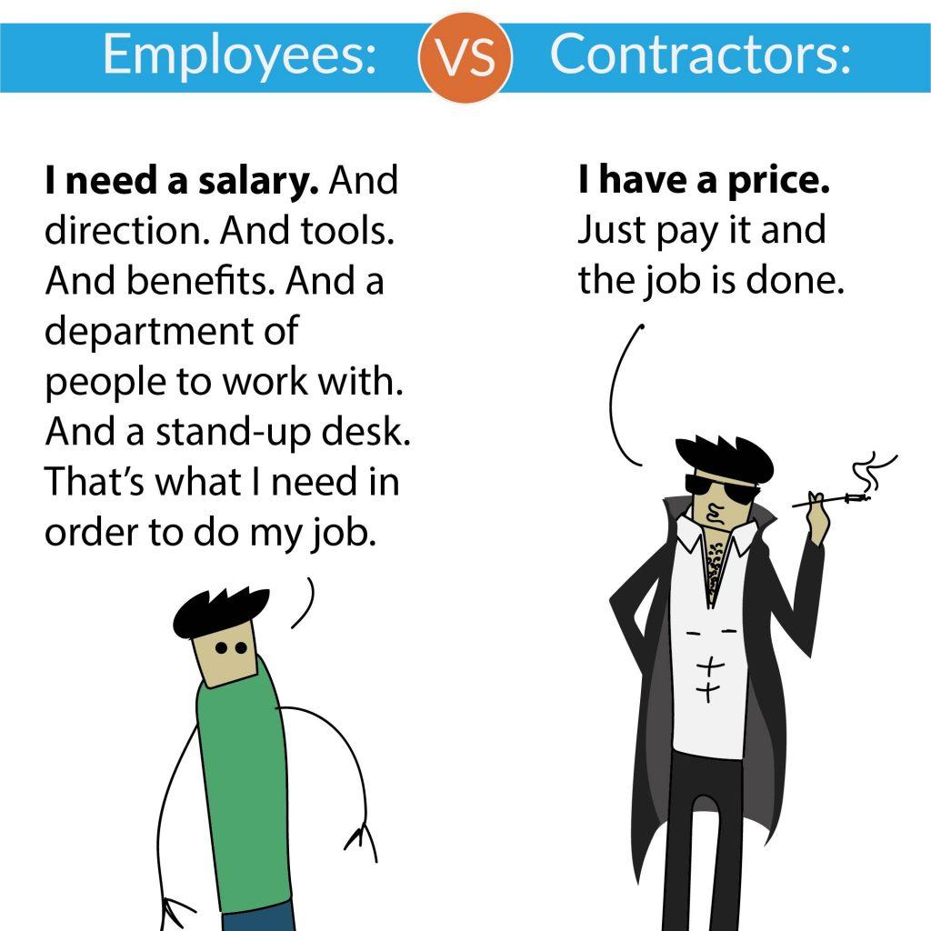 Why contractors make (a lot) more than you - Jeffrey Kranz
